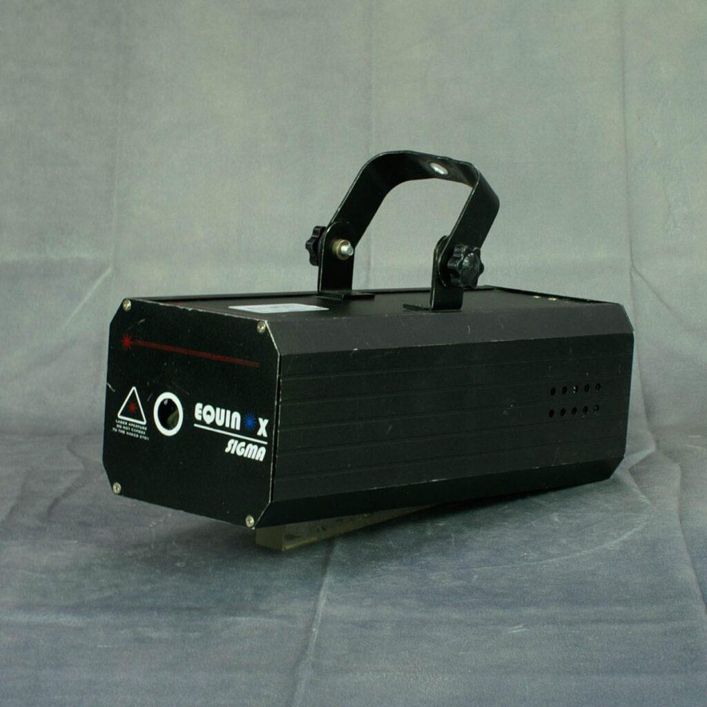 Equinox Sigma Laser