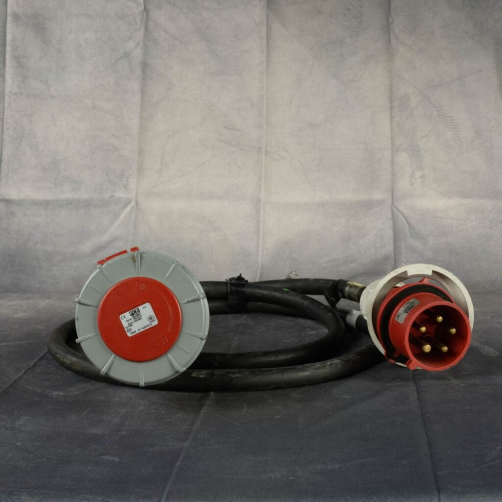 125A 415V Three Phase Cable