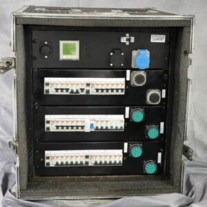 63A 400V Hotpower Rack